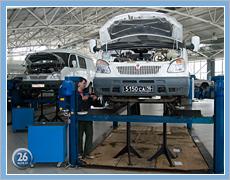 Автосервис грузовых автомобилей и спецтехники